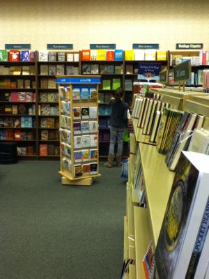 Book stalking